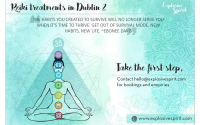 Reiki Treatments Now Available in Dublin 2